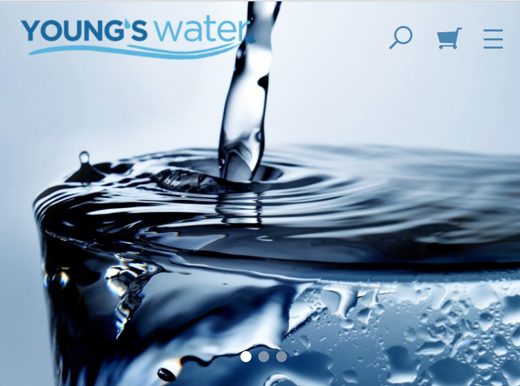 Young's Water Website